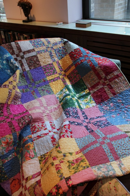 45 best QC - Disappearing Four Patch images on Pinterest   Quilt ... : patch it to me quilt - Adamdwight.com