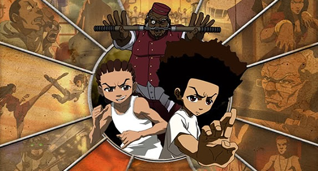 Uncle Ruckus, Huey & Riley Boondocks Pinterest