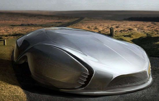 Unrestrained Car Concepts - The Michelin Design Challenge 2011 Shows the Future of Transportation (GALLERY)