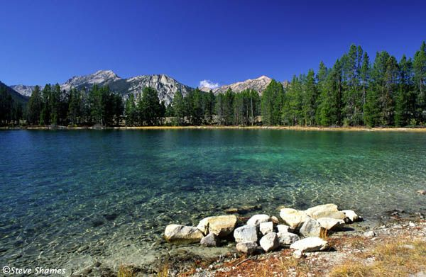 Redfish lake stanley idaho outdoor travel pinterest for Falls lake fishing