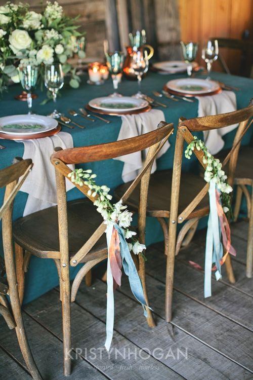 Nashville Farm Wedding With Sage Nines And Kristyn Hogan S Chairs Fl Swags