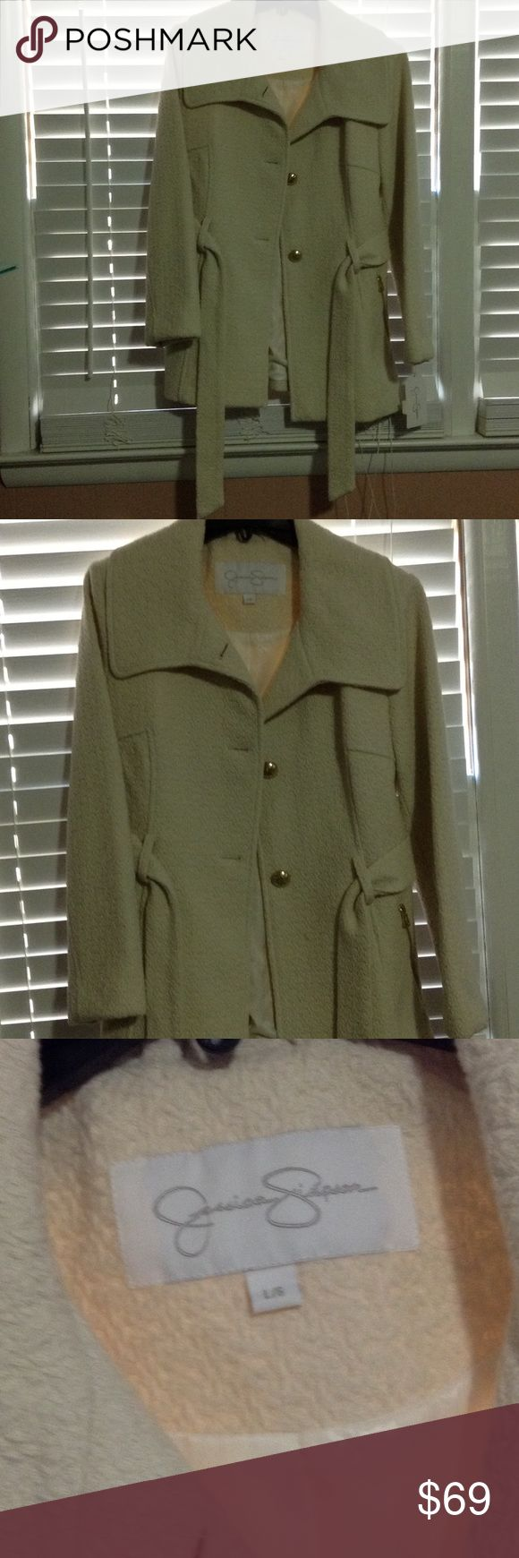 NWT Jessica Simpson Coat New with tags! Jessica Simpson Coat Jessica Simpson Jackets & Coats