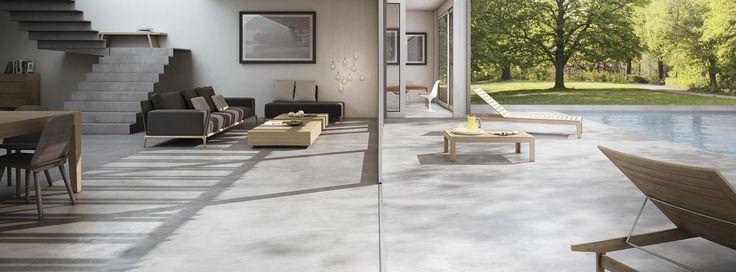 Dal salotto al giardino #SoprattuttoMicrotopping #Mictrotopping #concrete www.microtopping.it