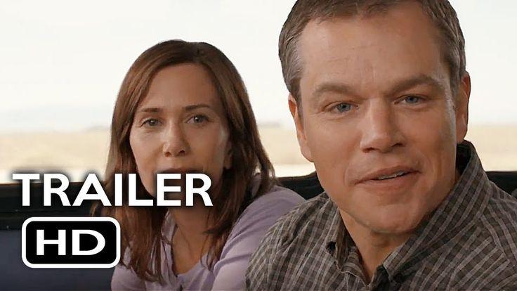 Downsizing Official Trailer #1 (2017) Matt Damon, Christoph Waltz Sci-Fi Movie HD - YouTube