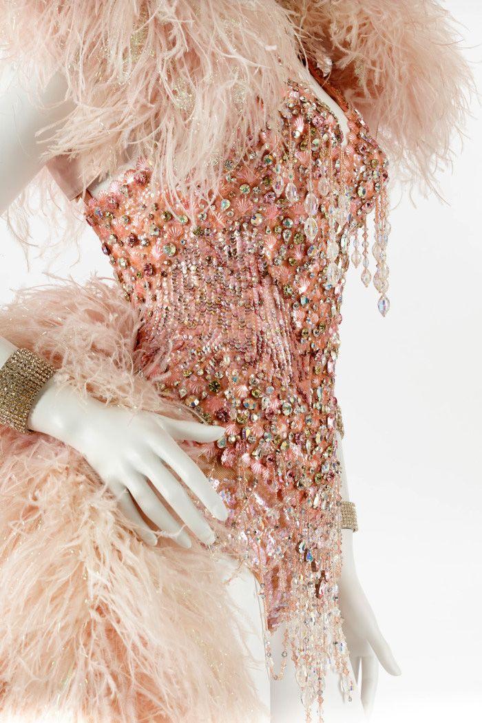 John Galliano - Costume de Scène - Kylie Minogue 'Showgirl- The Homecoming Tour - 2006