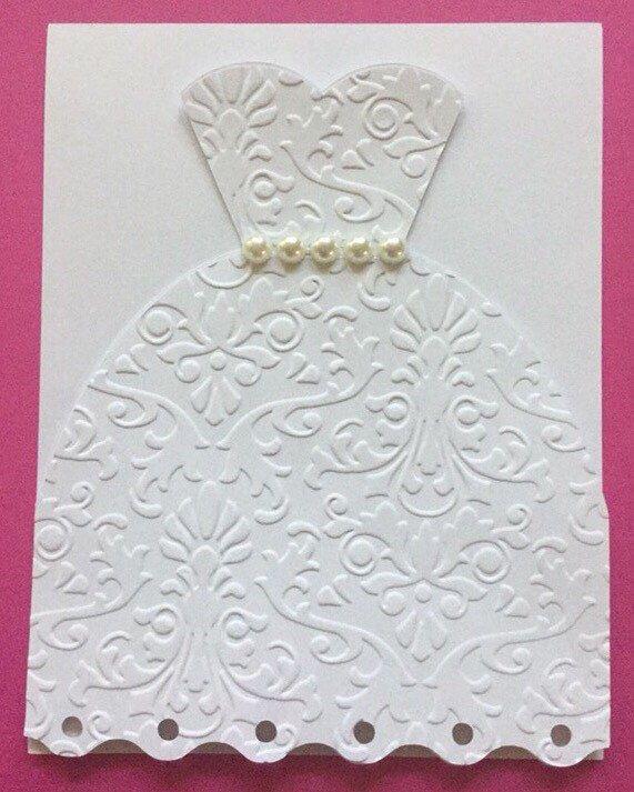 A personal favorite from my Etsy shop https://www.etsy.com/listing/280052668/wedding-card-bridal-shower-bride-bride