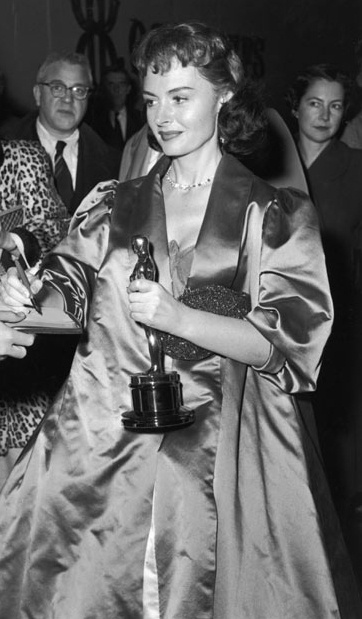 "Donna Reed - Best Supporting Actress Oscar for ""From Here to Eternity"" 1953"