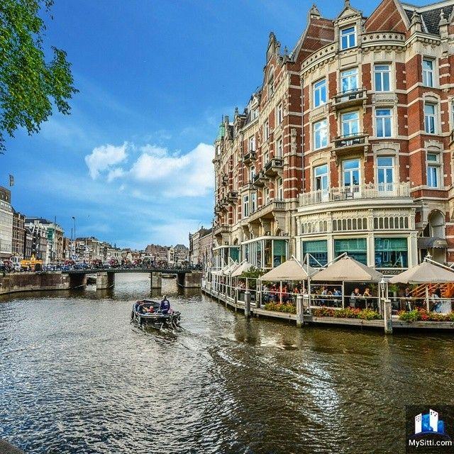 Amsterdam # foodporn #food #foodie #foodgasm #foodlover #shopping #river #amsterda …