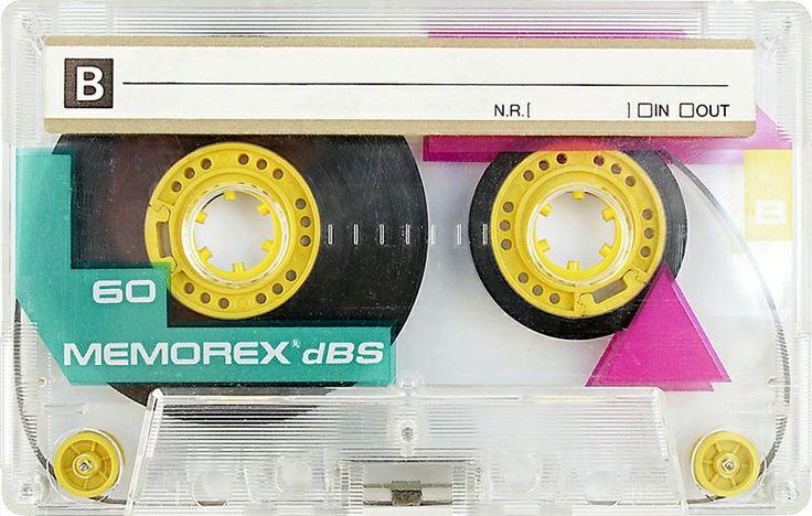 MEMOREX dBS 60