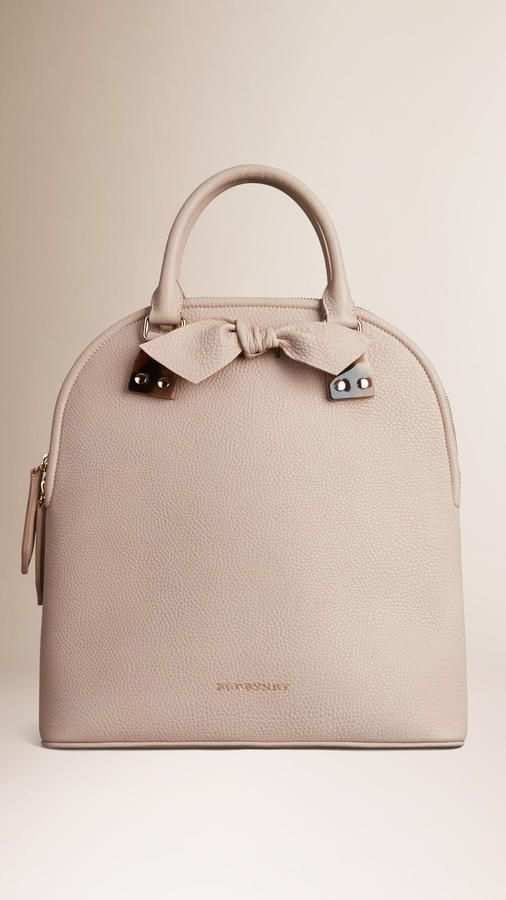 Burberry The Medium Bloomsbury In Grainy Leather - name brand purses, popular womens purses, buy ladies handbags online *ad