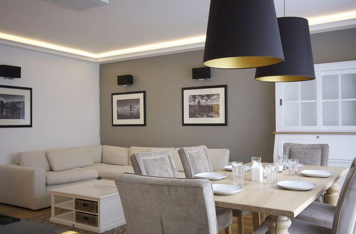 Aranżacja małego salonu - Architektura, wnętrza, technologia, design - HomeSquare