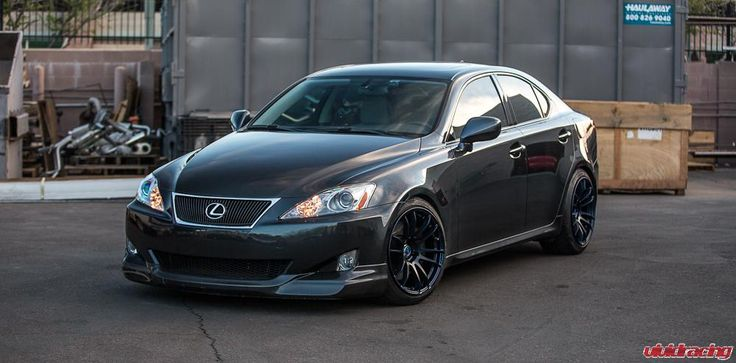VIP Lexus IS350 Stanced with Gram Lights 57Xtreme - http://www.vividracing.com/blog/wp-content/gallery/toyota___scion/is350ross-3.jpg