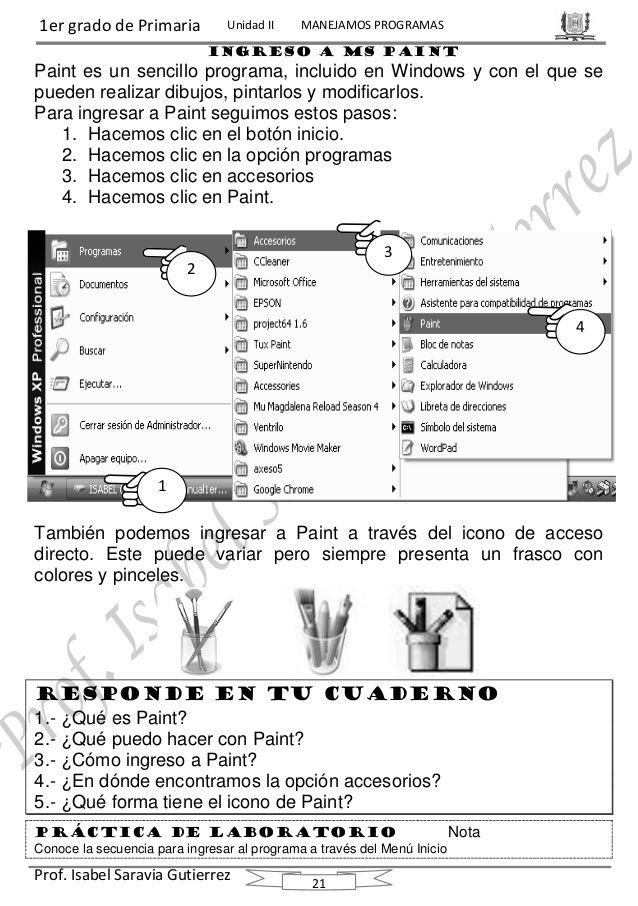 Curso de teclado intermediario pdf to word