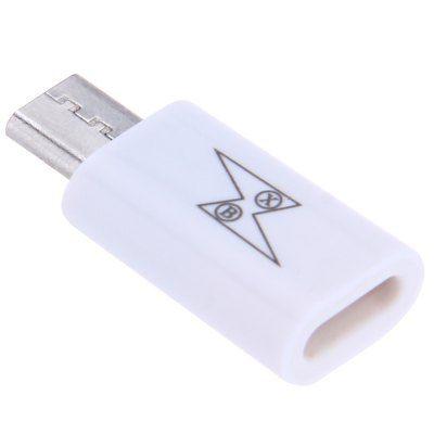 Hoy con el 74% de descuento. Llévalo por solo $3,300.Tipo C adaptador Micro USB OTG.