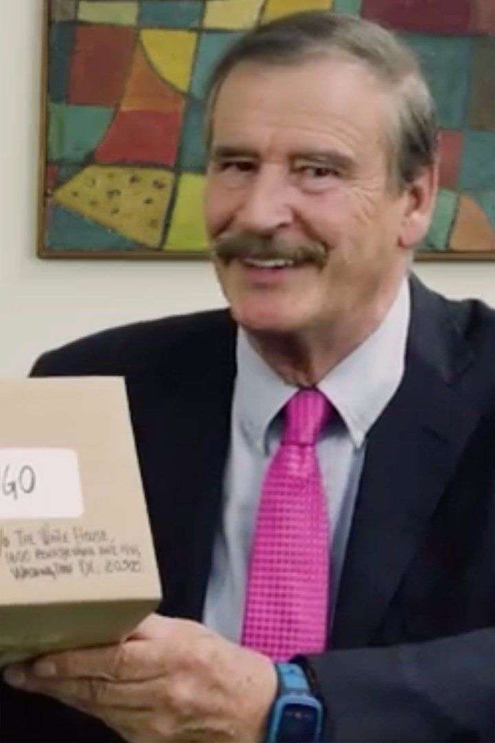 Vicente Fox Is Letting Donald Trump Know He Can Be a Hero by Doing This 1 Thing