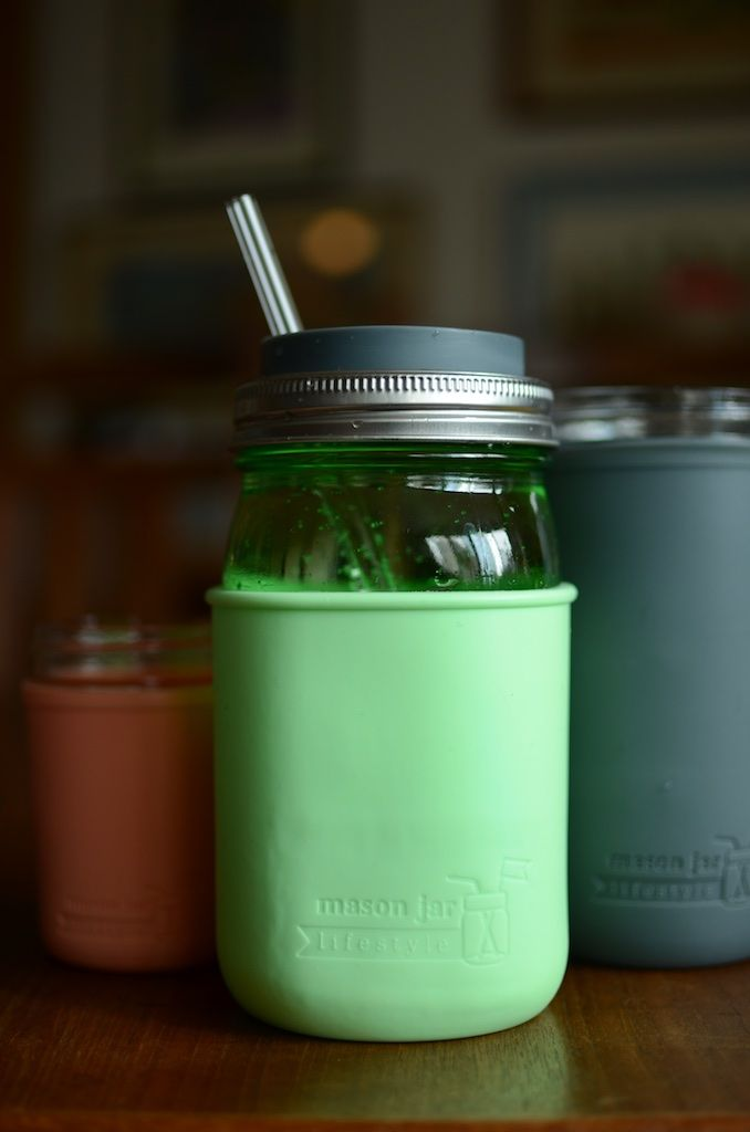 Giveaway Silicone Sleeves From Mason Jar Lifestyle Mason Jars