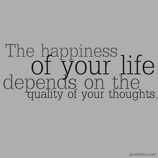 So important to remember this. You are what you think, and thoughts are within our control. Think positive things!: Thoughts, Inspiration, Quotes, Life Depends, Truth, Wisdom, So True, Happiness