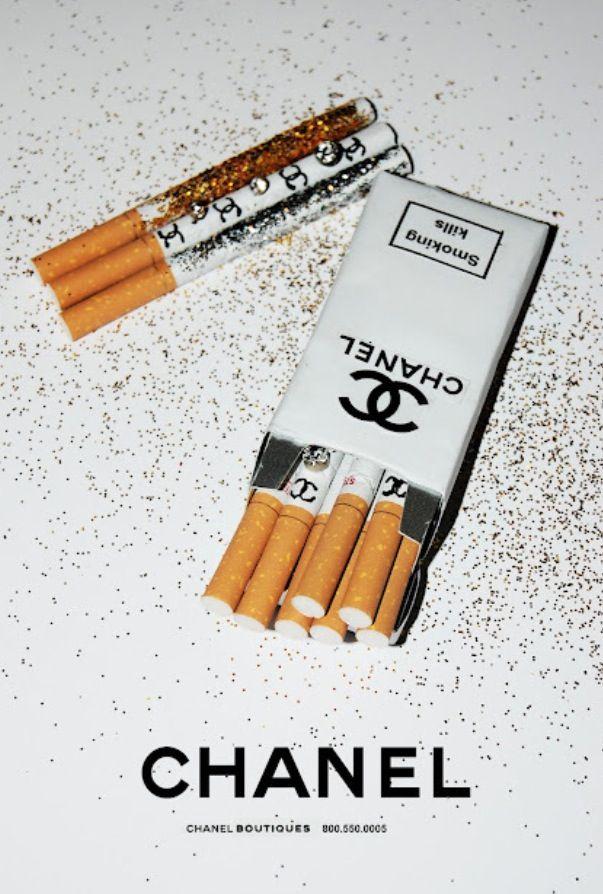 Chanel Cigarettes