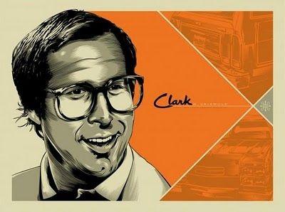 Clark Griswold Illustration