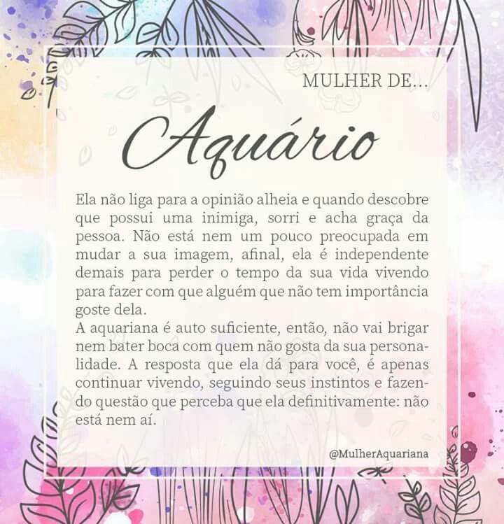 Pin De Rosana Paes Em Aquarius Signo Capricornio Mulher De