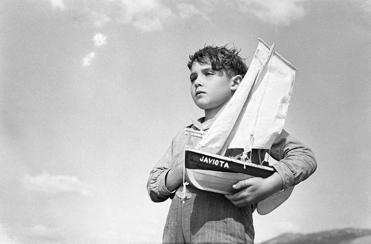 Da serie 'Mariñeiros' (1936)