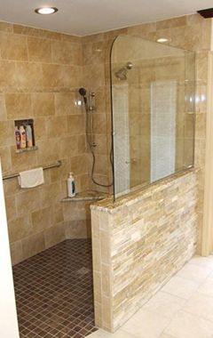KBRS, Inc. Shower Photo Gallery