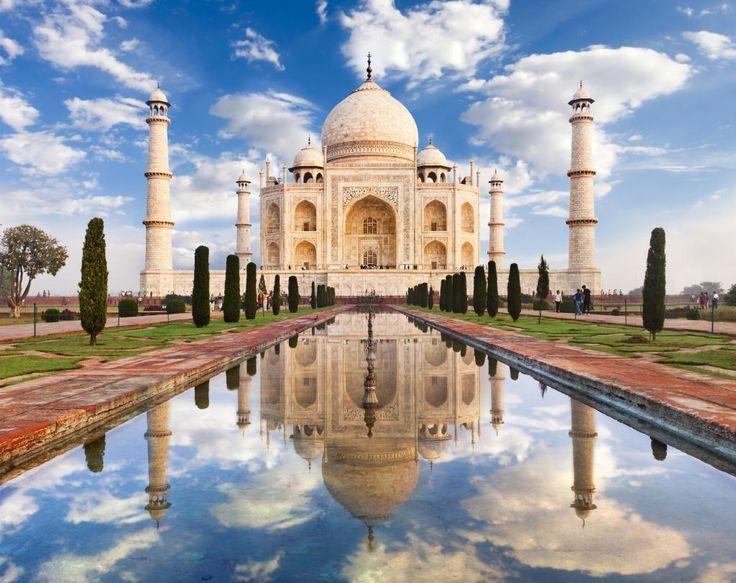 India, Taj Majal, un simbol al iubirii eterne, inclus in programul de luna de miere perfecta