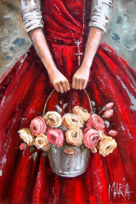 Maria Magdalena Oosthuizen Art .. X ღɱɧღ ||