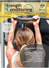 Strength & Conditioning - N° 6  http://www.calzetti-mariucci.it/shop/prodotti/strength-conditioning-n-6