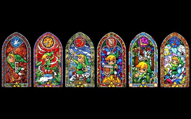 Nintendo Zelda The Legend Of Zelda Hd Wallpapers