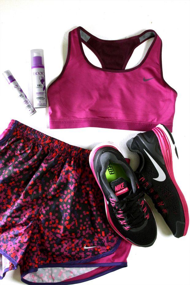 look de Nike para correr