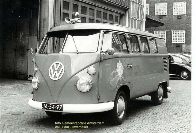 JA-54-97 Volkswagen Transporter T1 1964.