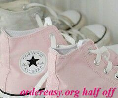 Pink Converse - wore them out in high school     Fashion pink #converses #sneakers summer 2014