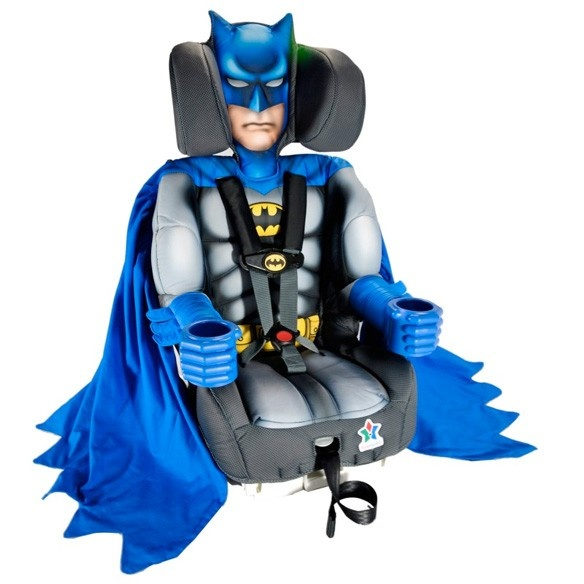 Batman Will Hug Your Children To Safety With A New Car Seat - ComicsAlliance | Comic book culture, news, humor, commentary, and reviews