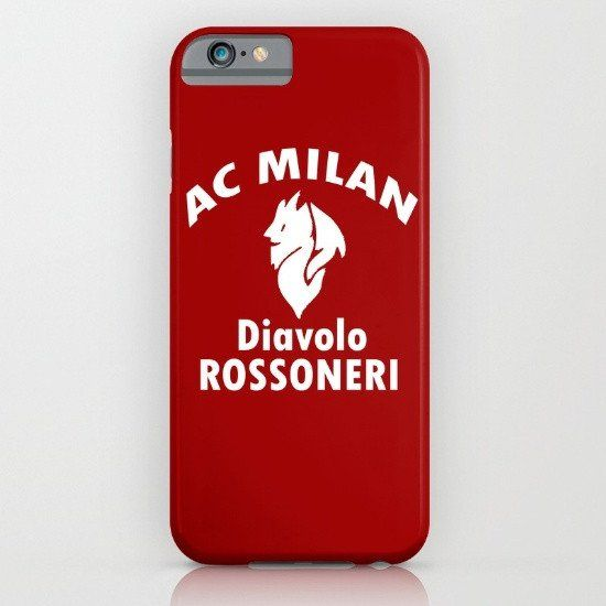AC Milan 3 iphone case, smartphone