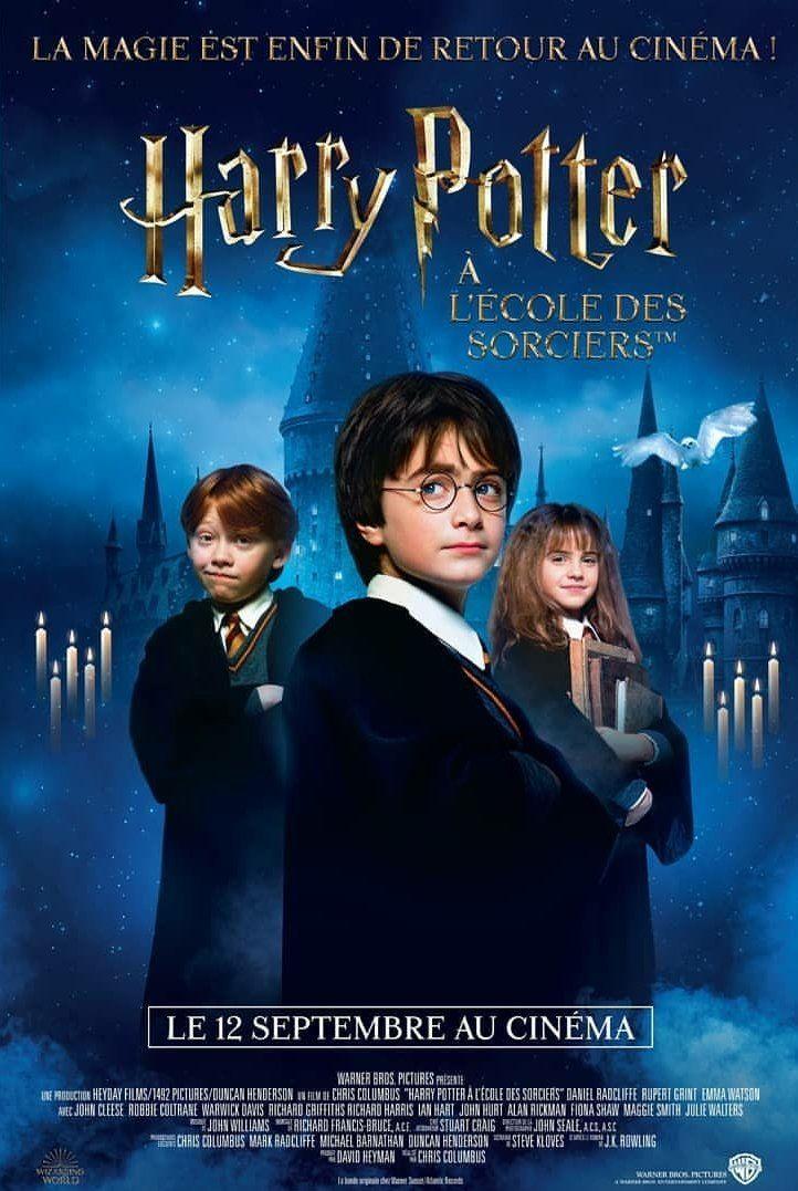 Pin De Francisca Alejandra Faundez Ag En Harry Potter 1 Y 2 Peliculas De Harry Potter Afiche De Harry Potter Poster De Peliculas