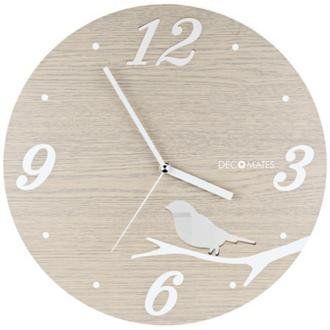 DecoMates Non-Ticking Silent Wall Clock, Modern House Bird Cutout  #Bird #Clock #Cutout #DecoMates #House #Modern #NonTicking #RusticWallClock #Silent #Wall The Rustic Clock