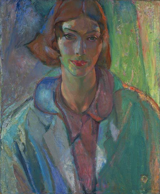 Frederick H Varley-  Vera - 1931