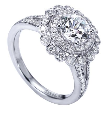hipster engagement rings - photo #12