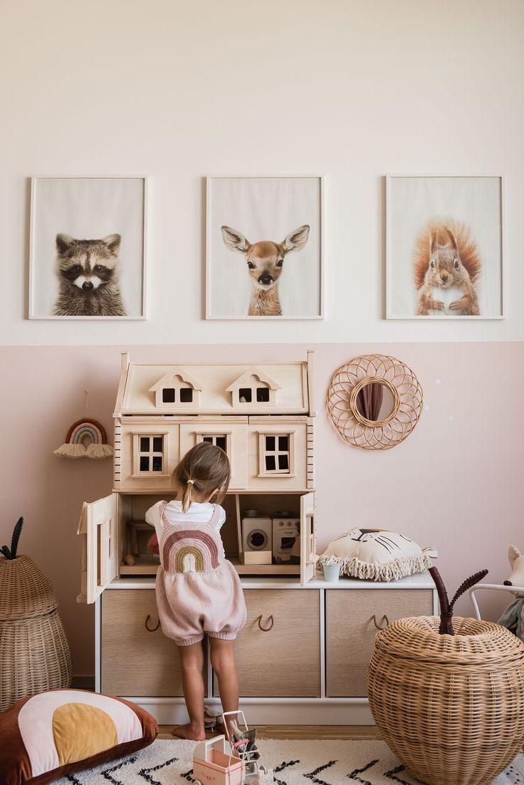 Unser Mädchenzimmer und wie es sich über die Jahre