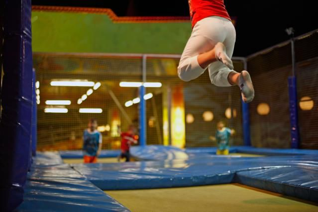 10 Workouts So Fun They Don't Feel Like Exercise: Jump into Health: Take a Trip to the Trampoline Gym