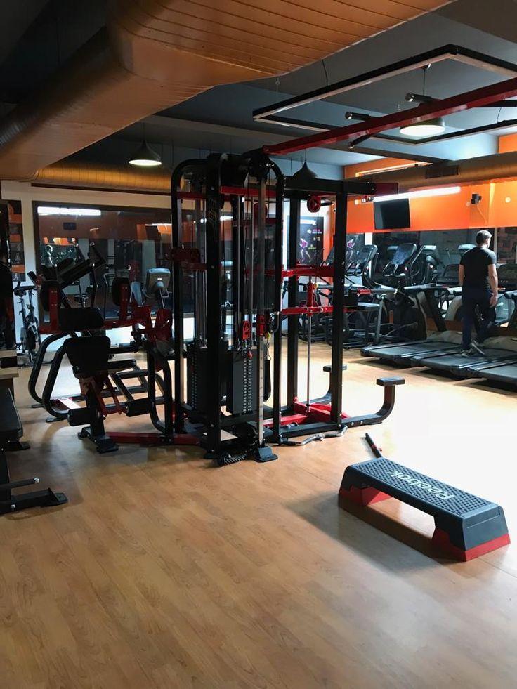 Conterior provides Gym flooring service as per your