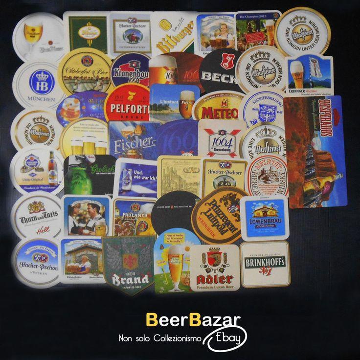 € 13,99  Kit 44 sottobicchieri Francia Germania birra Desperados Meteor Warsteiner #BG  Vedi altro su: http://stores.ebay.it/beerbazar