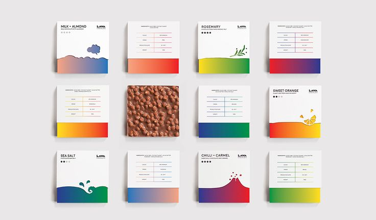 We Love This Bold Take on Chocolate Packaging — The Dieline - Branding & Packaging Design