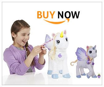 FurReal Friends StarLily - My Magical Unicorn
