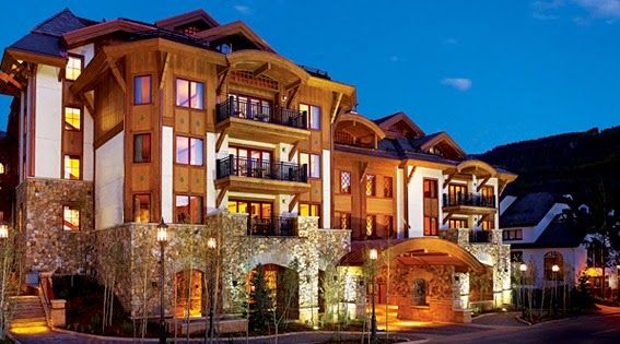 Serendipitylands: THE SEBASTIAN HOTEL (VAIL, COLORADO, USA)