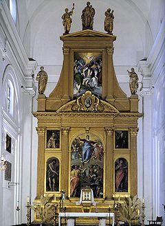 Monestario de Santo Domingo el Antiguo