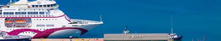 Parken und Hotels an Kreuzfahrthäfen - Holiday Extras bietet Ihnen clevere Zusatzleistungen für Ihre Kreuzfahrt.