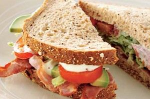 An absolute classic. This BLT recipe adds some avocado into the mix, but you can just stick with bacon lettuce and tomato if you wish.