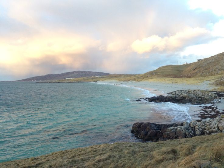 Eriskay in the Outer Hebrides